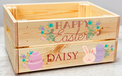 Easter Crates